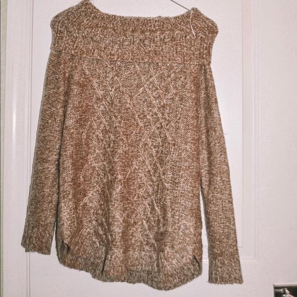 Verve Ami turtle neck sweater